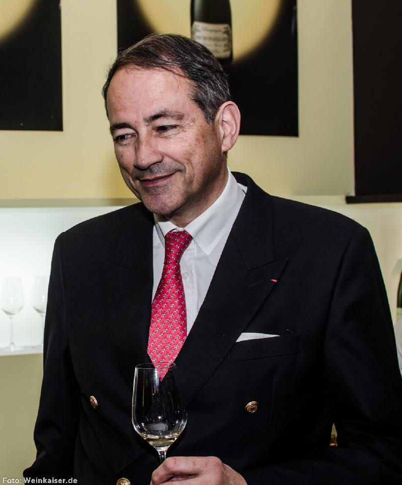 Champagner-Legende Bruno Paillard
